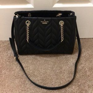 Kate Spade small black bag